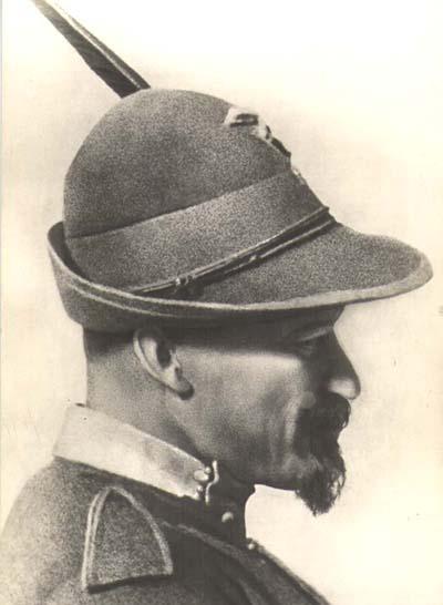 Tenente Cesare Battisti