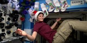 """Cap. Crisotoforetti Samantha - ISS Missione """"Futura"""""""